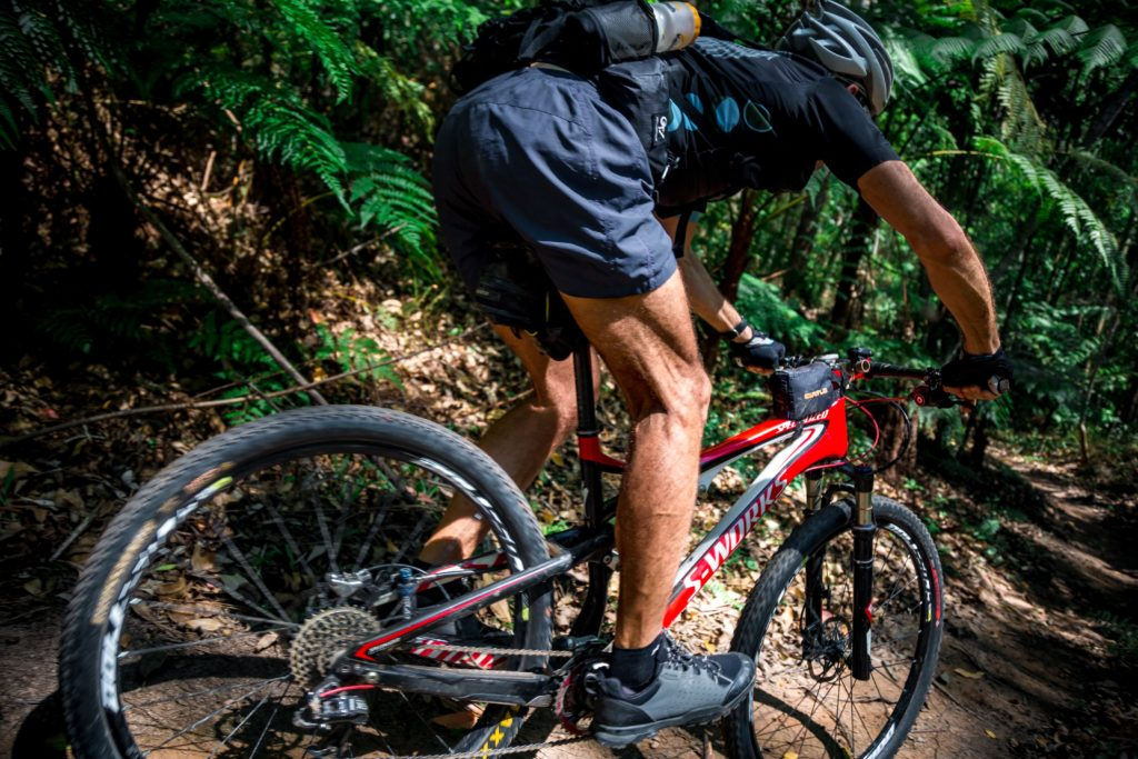 Mountain Bicycle - Types of cycle