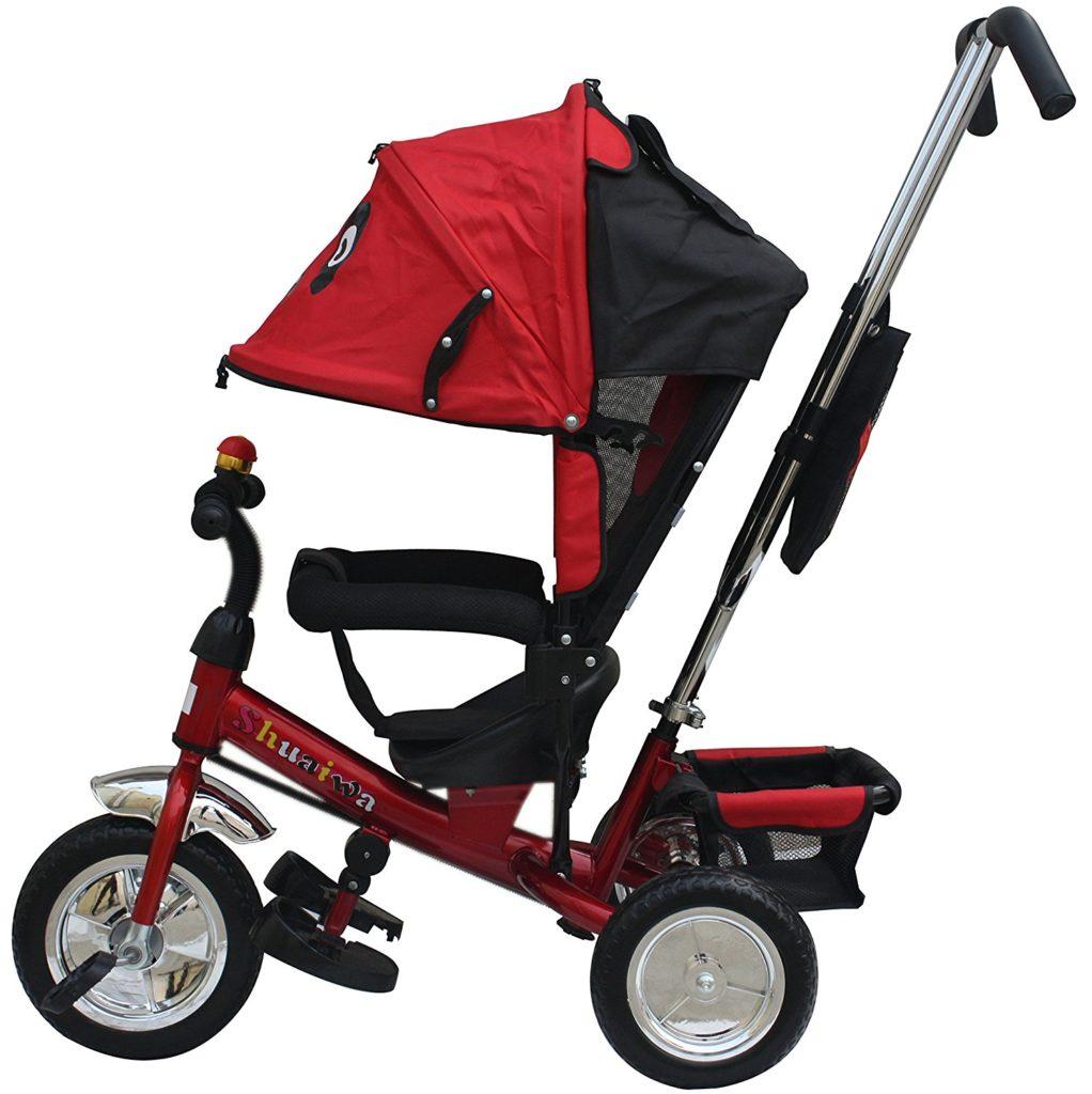 Amardeep Multipurpose Baby Tricycle