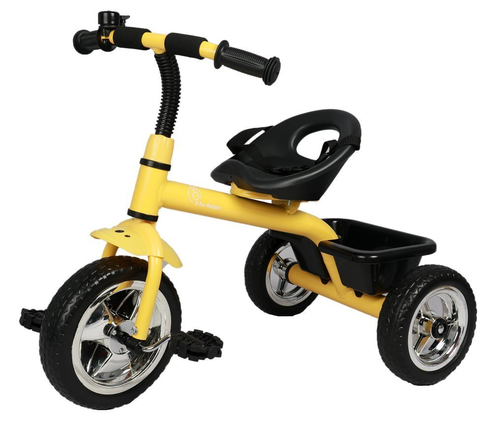R for Rabbit, Tiny Toes - Best Tricycle for Toddlers in India