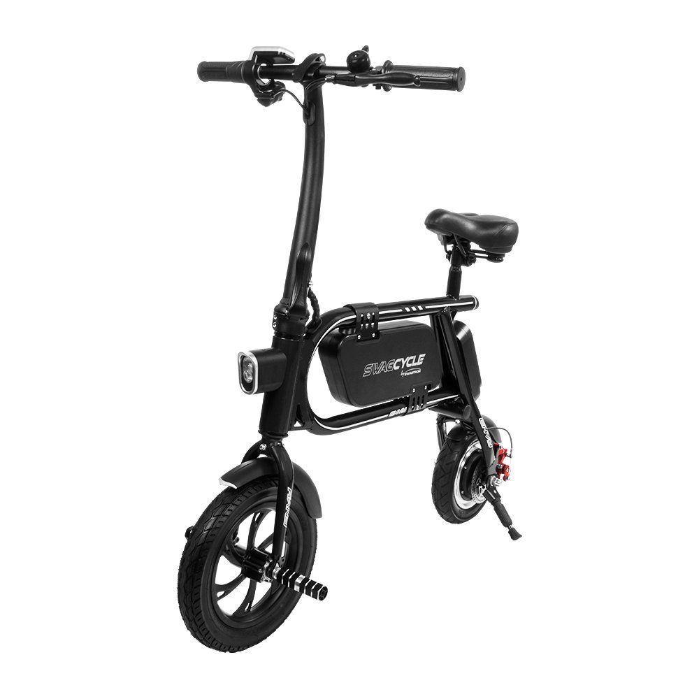 Swagtron SWAGCYCLE Envy Foldable Electric Bicycle