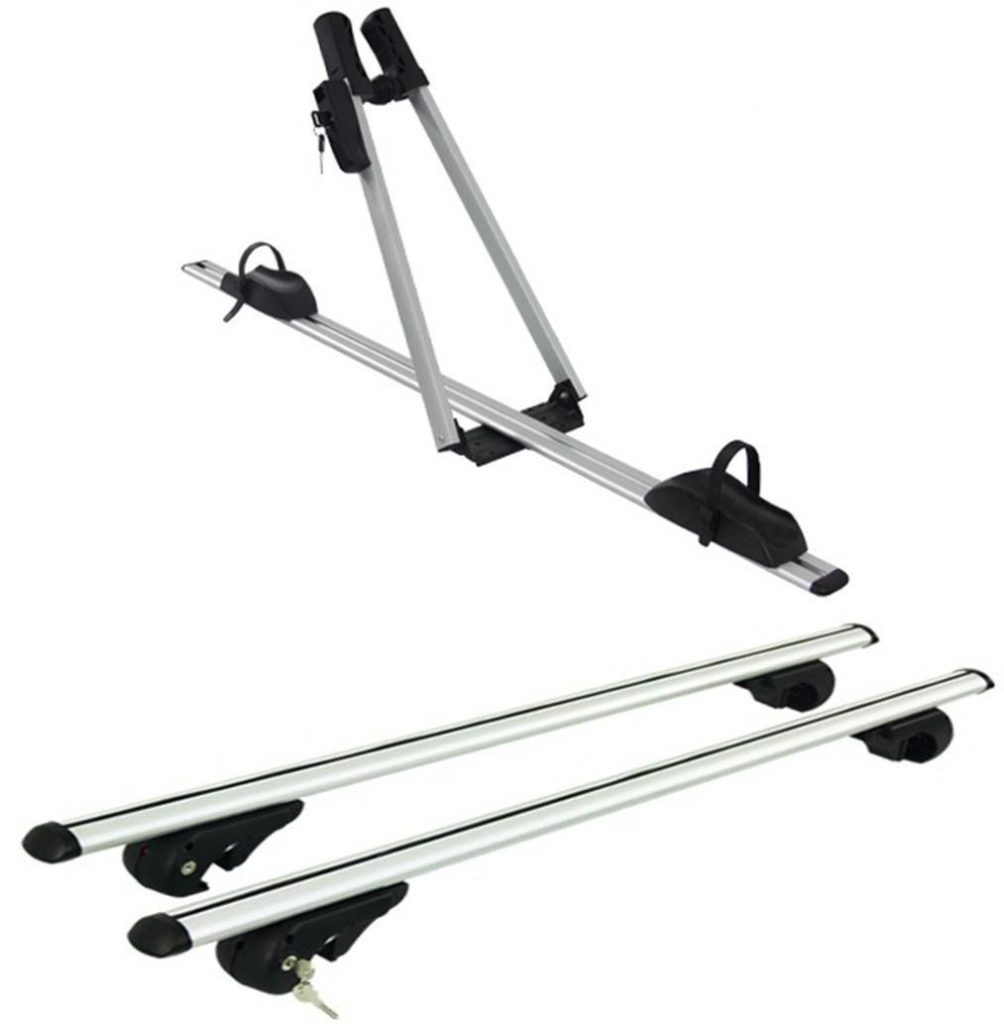 BikerZ Car Bike Rack Roof Mounted