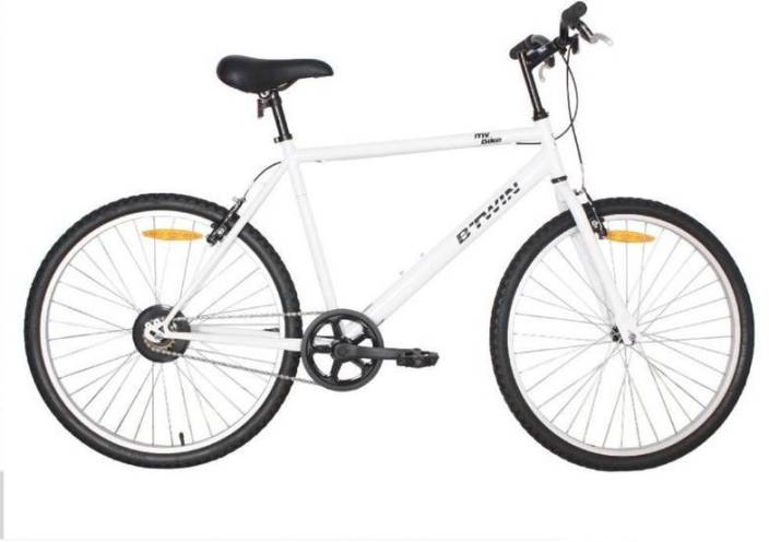 Btwin MyBike Gearless cycle India