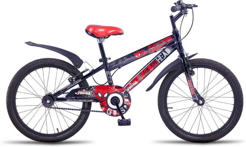 Hero Disney Spiderman bicycle for kids India