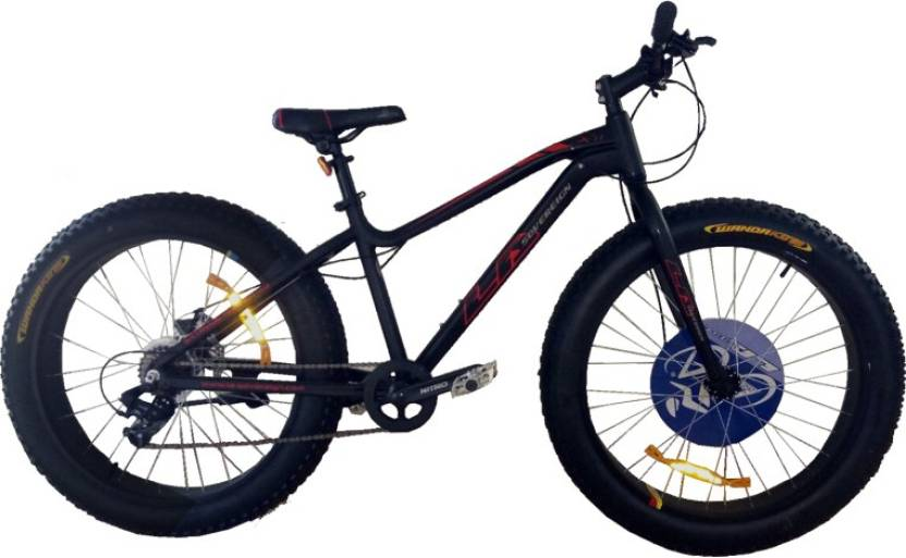LA Sovereign Extreme Terrain Fat Bike India