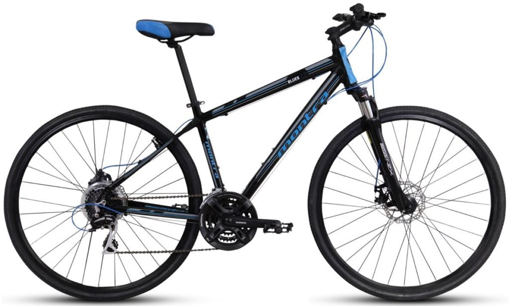 Montra Blues 1.2 - Best Cycles in India under 30000
