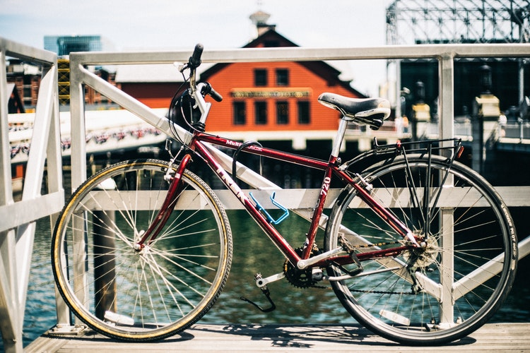 Select best bicycle to commute India