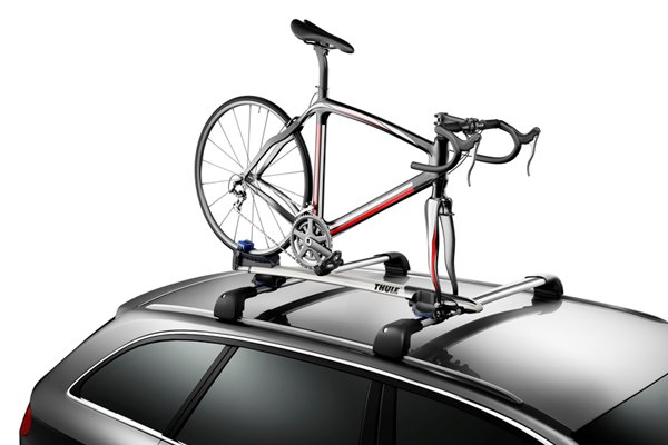 Thule Sprint XT Fork Mount Cycle Carrier for Car Roof