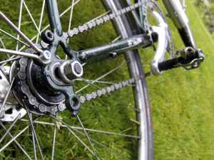 difference between gear cycle & gearless cycle