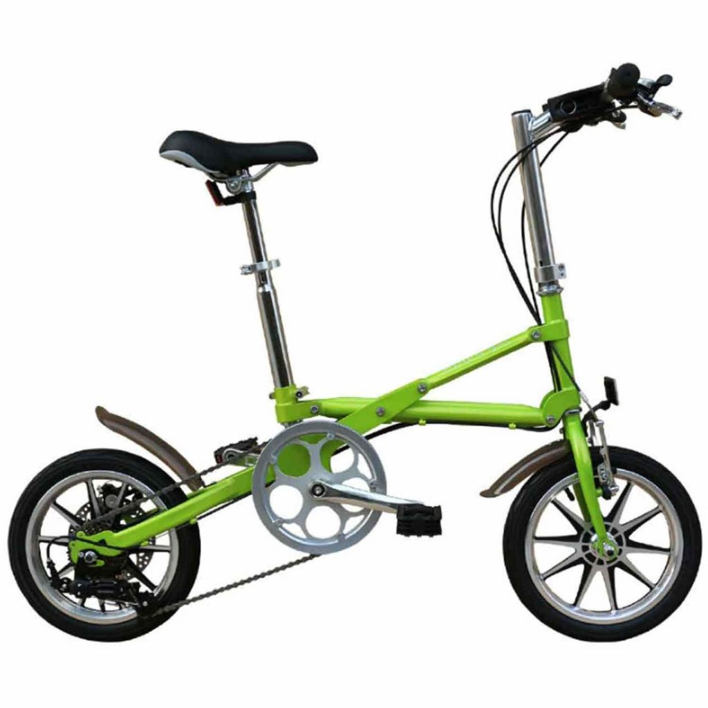 AdraXx Super Folding Bike