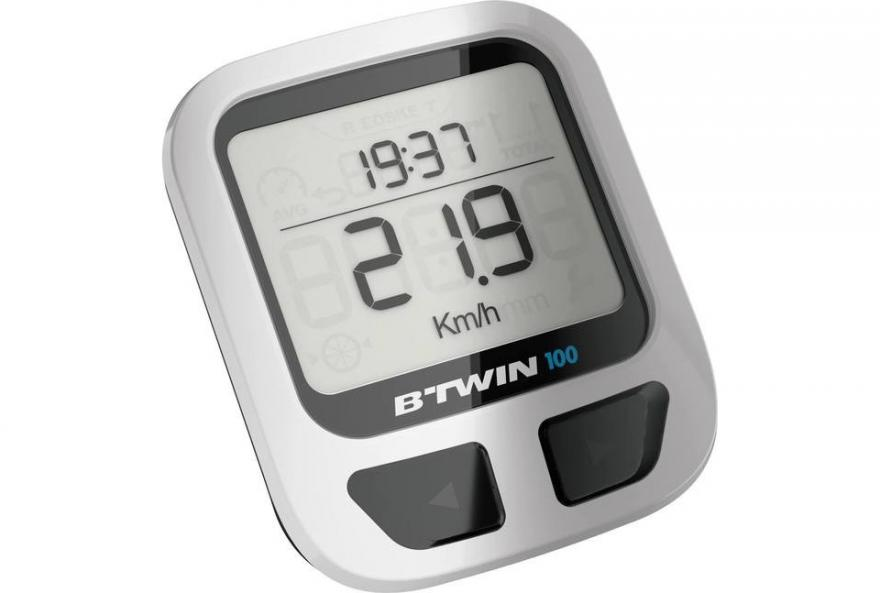 Btwin 100 CycloMeter by Decathlon