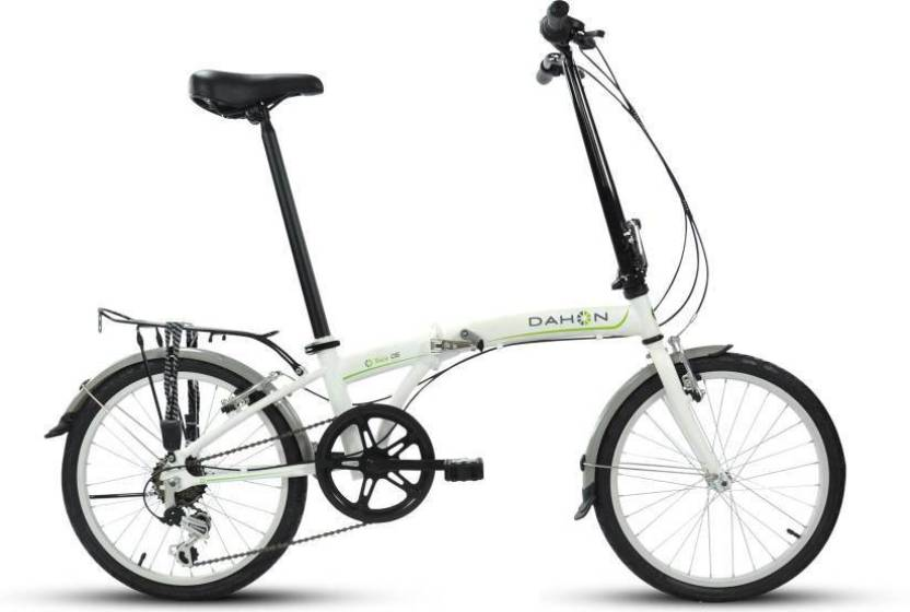 Dahon Suv D6 - Best Foldie Bike in India