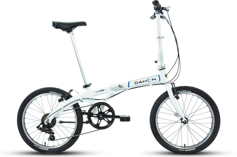 Dahon Vybe D7 - Best Folding cycles in India