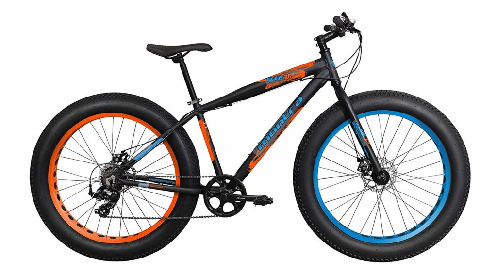 Montra BIGBOY Fat Bike India