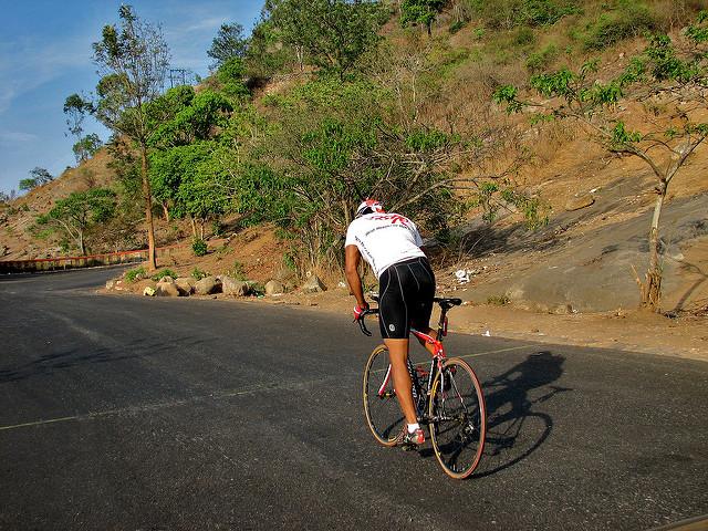Nandi Hills Cycling