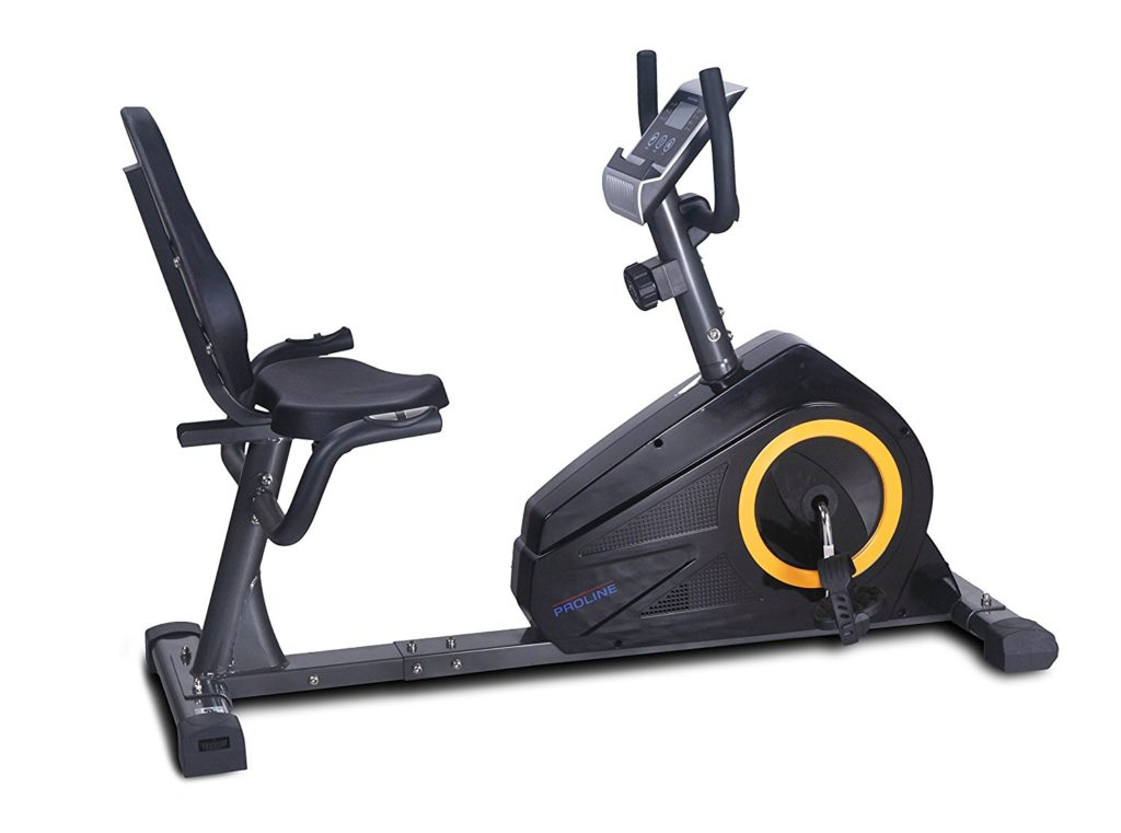 Proline Fitness 335L - Best Recumbent exercise cycle in India