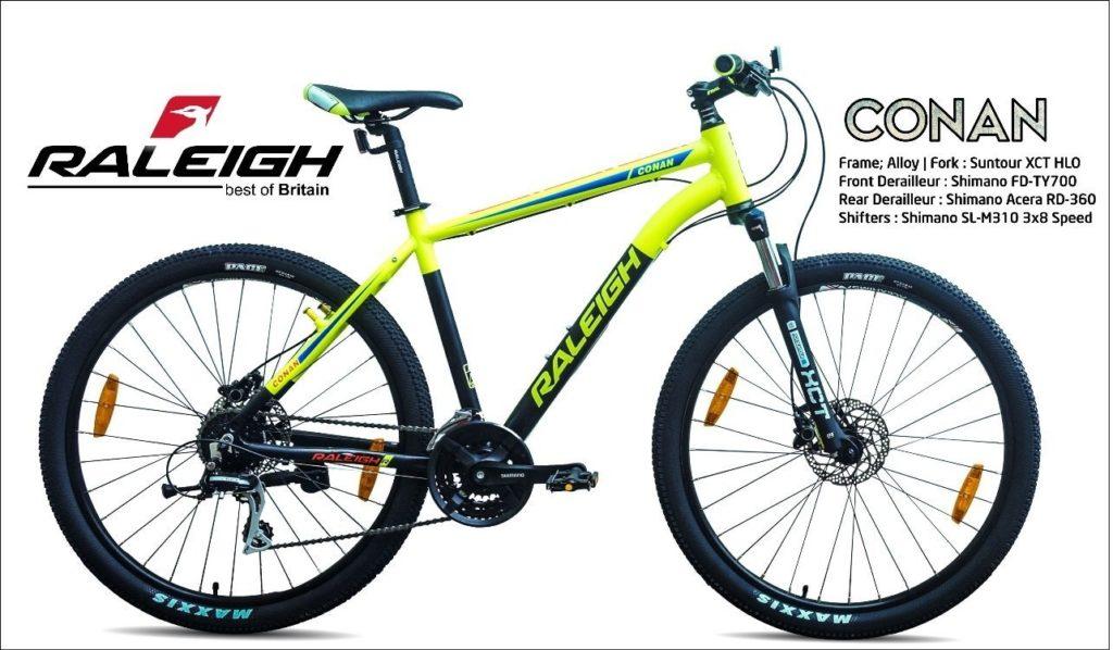 Raleigh Cycles Conan 27.5