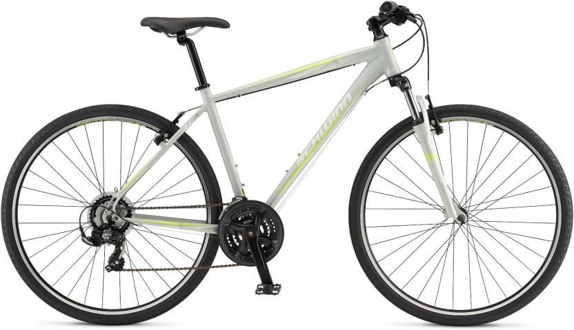 Schwinn Searcher 4 - Best Hybrid Commuter cycle below 30000