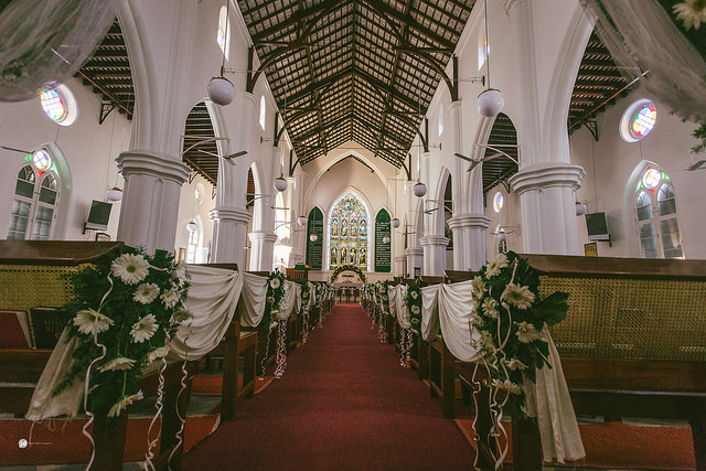St. Andrew's church banglaore