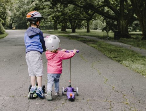 Best Scooter for Kids Children India