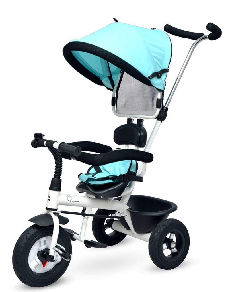 R for Rabbit Tiny Toes Sportz - Best Tricycle for Girls India