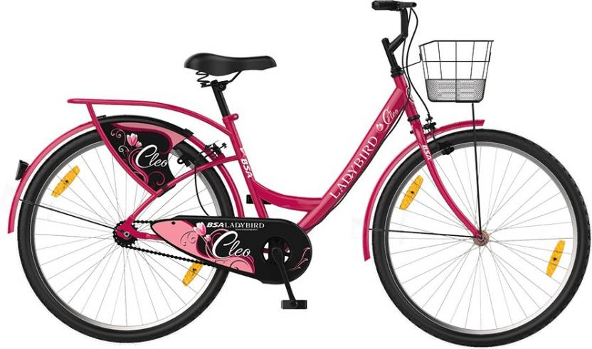 BSA LADYBIRD CLEO PINK Colour