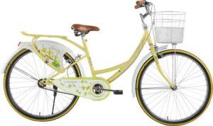 BSA LadyBird Breeze - Butter Yellow