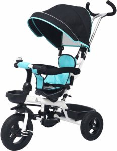 R for Rabbit Tiny Toes Striker Tricycle Review