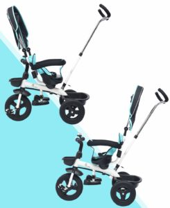 Reversible seat Tricycle India