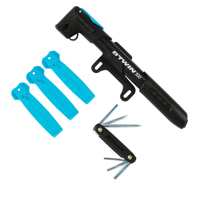 Btwin 500 Puncture Repair Kit