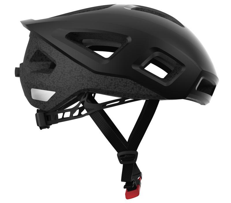 Revisão do capacete de ciclismo RoadR 100