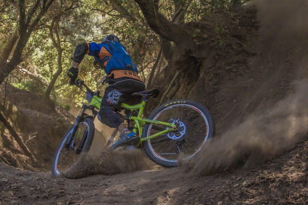 Increase your Cycling Intensity by Mountain Biking